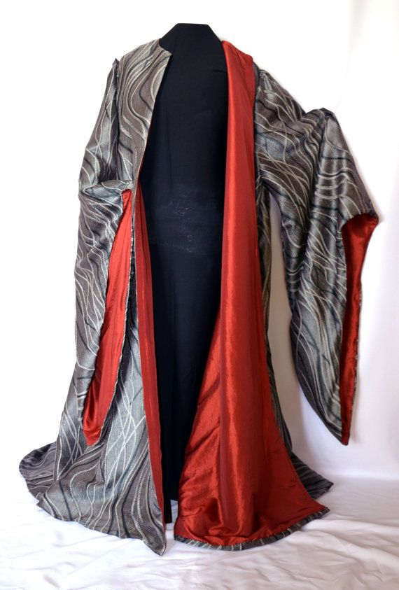 Mirkwood Robe elegant and dramatic costume by TheCenturiesChest, $300.00