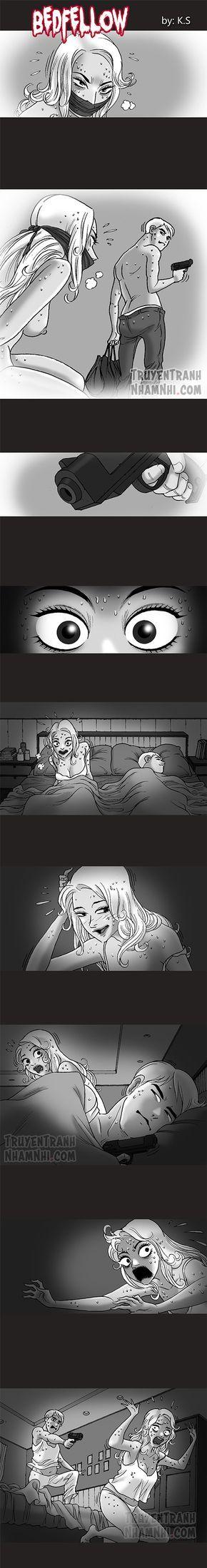 Silent Horror chap 223: Bạn cùng giường