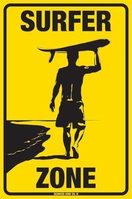 laola-spoora: Surf. Placas de señalización y matriculas