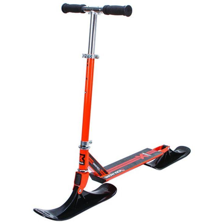 STIGA SPORTS Schneebike - Snow Kick™ Free, orange #schneebike #schneerutscher #wintersport #spaßimschnee #schlitten #schlittenfahren #winterspaß #schnee #kinder
