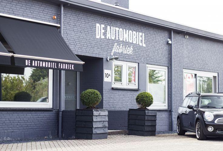 #DeAutomobielFabriek en de geïmporteerde MINI Clubman. ( #import uit #Duitsland http://importeermijnauto.nl/import-autos/mini/mini-cooper-clubman/ )