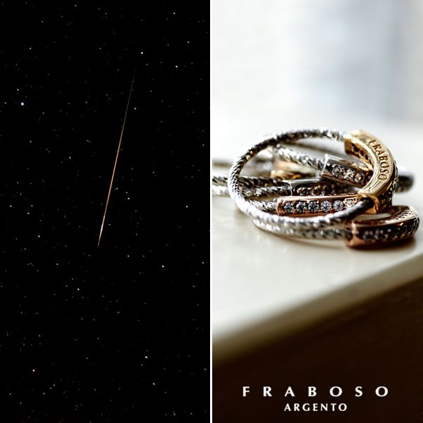 #Fraboso - #silver - #ring - #star - #nightsky - 2015 Collection