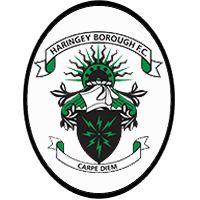 1973, Haringey Borough F.C. (England) #HaringeyBoroughFC #England #UnitedKingdom (L16827)