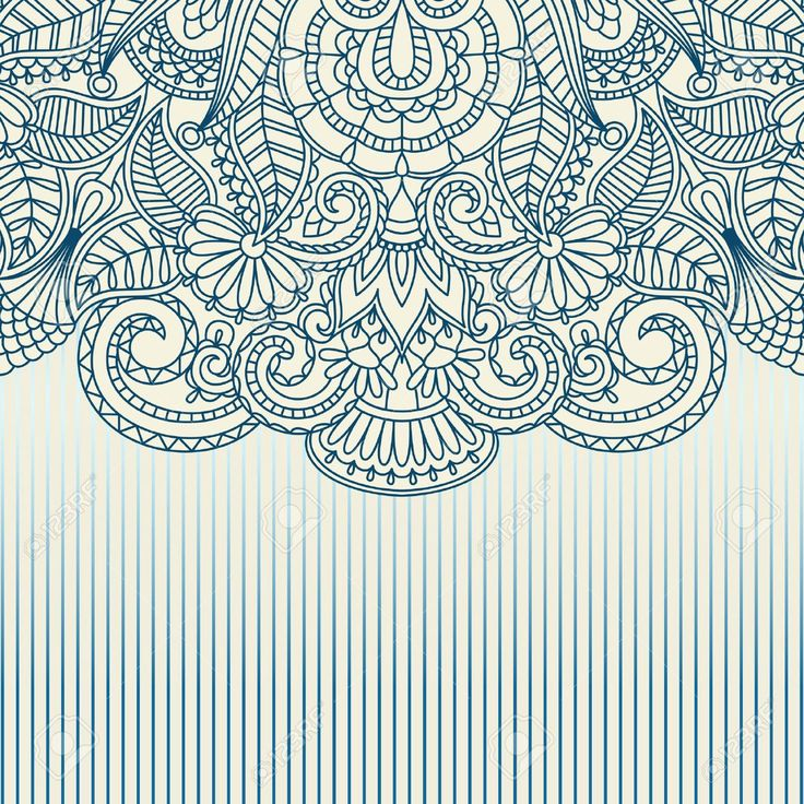 Illustration, Pattern, Vintage