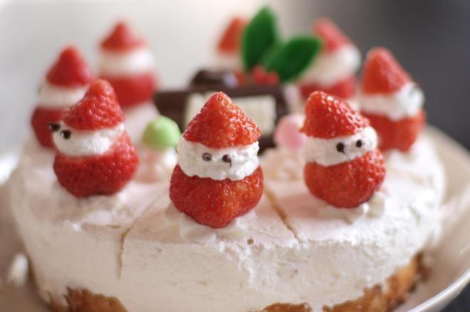 ケーキのホールの号数、実は簡単なかけ算で直径何センチなのかを計算できるんです。