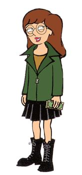 Meg Griffin as Daria