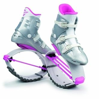 Kangoo Jumps KJ-XR3 White and Pink                                                                                                                                                     More