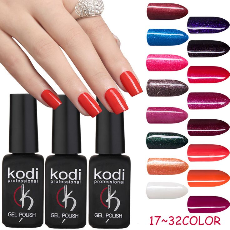 MDSKL 48 Color Gel Nail Polish Gel UV Paint Gel Semipermanent Paint Healthy And Eco-friendly Material Professional Nail art Ge