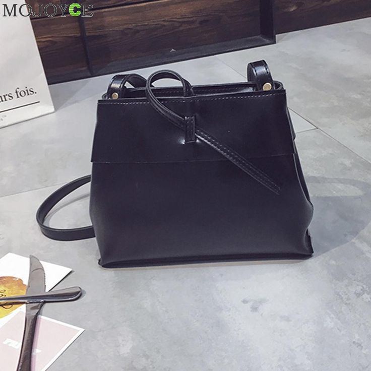 New Fashion Women PU Leather Mini Barrel Bag Tassel Retro Flip Shoulder Messenger Bag Satchel Women Leather Handbag Bolsas