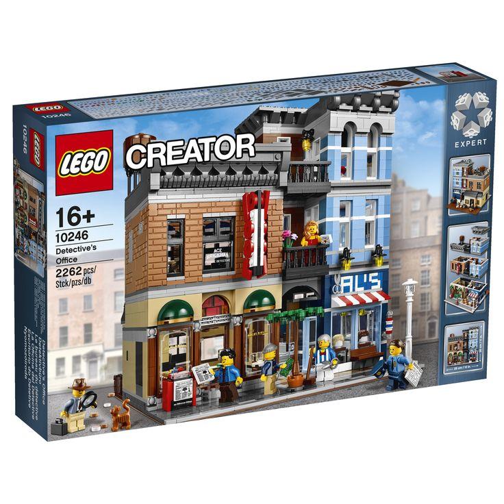 LEGO® Creator   Het Deense Steentje