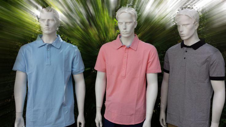 Din această săptămână vă prezentăm noi produse de vară.  Vă invităm să apreciați noile serii de tricouri, în culori variate și din materiale de calitate superioară.