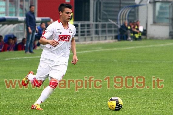 Carpi-Foligno 1-0