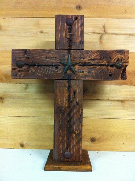 1000+ images about Metal and wood crosses on Pinterest | Railroad ...