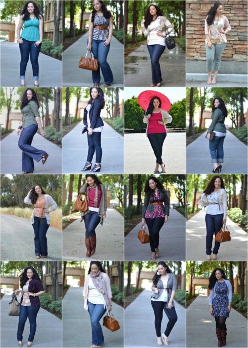 Five Fantastic Fashion Blogs for Curvy and Plus-Sized Girls