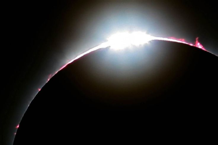 #DYK? In 5 months, 8/21/17, will be the first #TotalSolarEclipse for the continental U.S. since 1979 & the first to go from sea to shining sea since 1918!