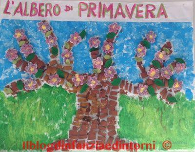 il blog d'infanzia e dintorni: l'albero della primavera