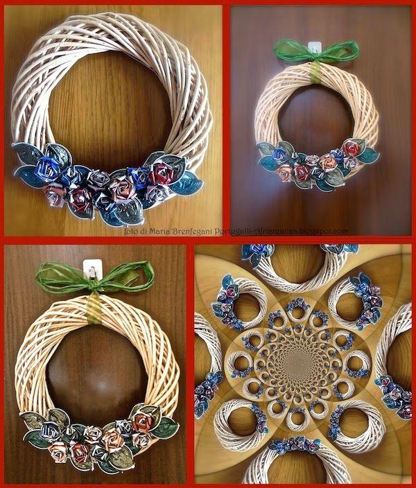 AFRICREATIVA #wreath