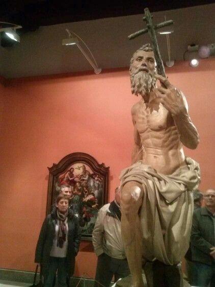 San Jerónimo de Pietro Torrigiano, Museo de Bellas Artes, Sevilla.