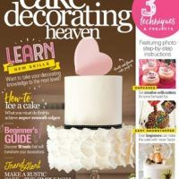Cake Decorating Heaven – January-February 2018: PDF, Magazines, topcookbox.com