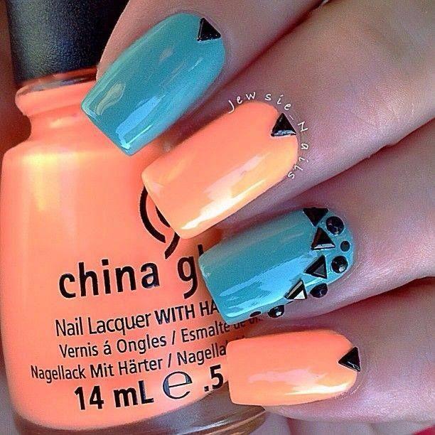 1465359_10152310056076411_1969568345_n.jpg (612×612) China Glaze Nail Lacquers #chinaglaze #OPI @opulentnails over 12,000 pins