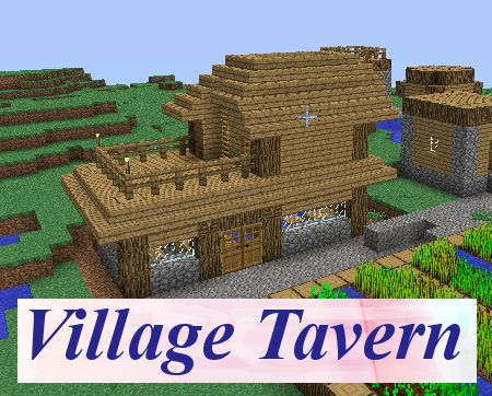 Minecraft Modified Village H Ada Googlom Minecraft
