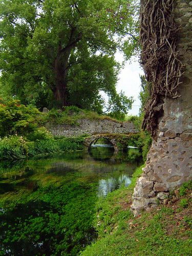 383 best images about dreaming of eden on pinterest for Giardino di ninfa italy