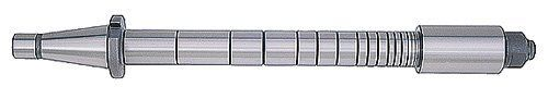 """Milling Machine Arbors - Style B Arbor No.: 51-B15-4, Taper: 50, Arbor Dia (d): 1"""", Length(L): 15, No. of Bushings: 1 by Bison. $393.17. FOR 30 40 50 NATIONAL STANDARD TAPER SPINDLES - Provided with End Pilot 23-32 x 1-3/4""""    Milling Machine Arbors are made of top quality one piece forgings. Carefully heat treated and surfaces ground with extremely narrow tolerances assure a rigid setup and accurate machining operations. All threads are ground. Arbors are equ..."""