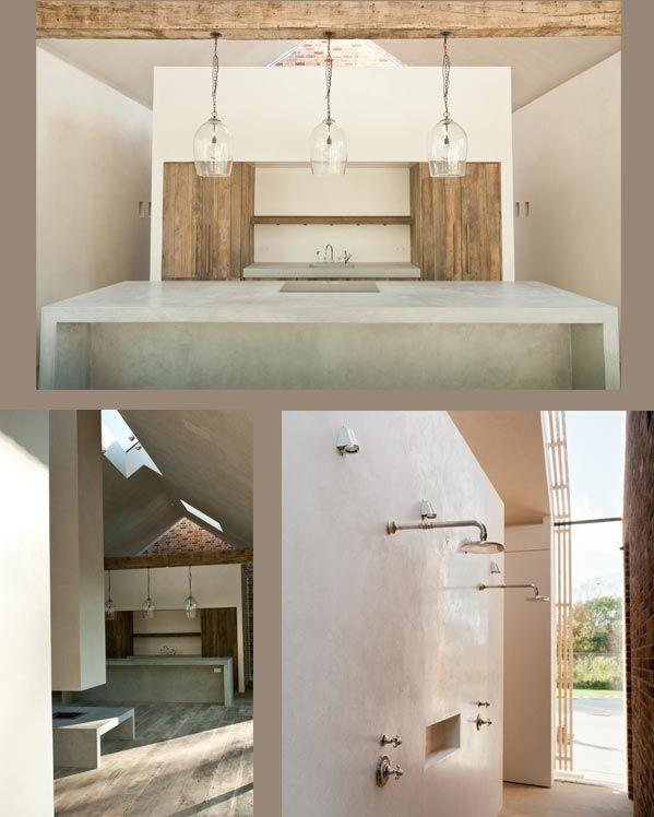 Cottage style interior design inspiration to feel home bycocoon.com | interior design | with tadelakt | bathroom design | kitchen design | design products for easy living | Dutch Designer Brand COCOON
