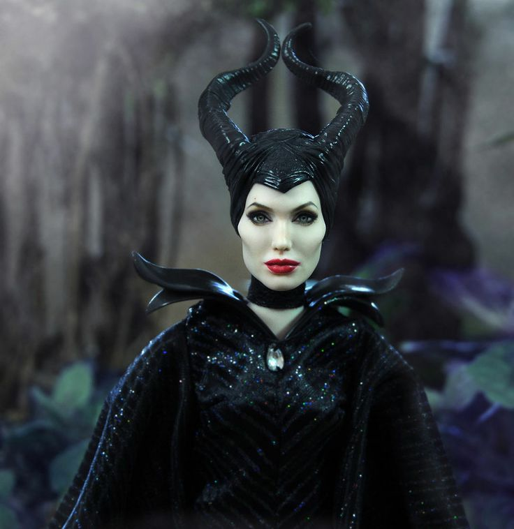 repainted maleficent and prince - photo #46