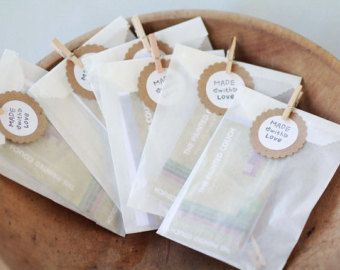 Cookie bags-the word cookie-bags for by marionsvintagebakery