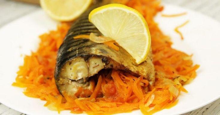 5 блюд из запеченной рыбы