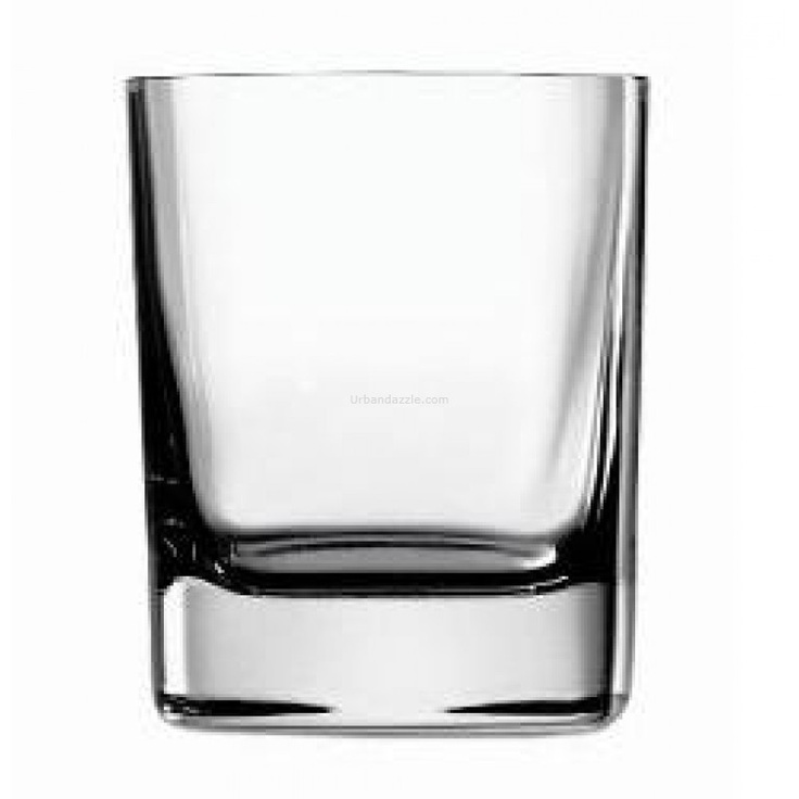 Luigi Bormioli  Strauss Double Old-Fashioned 350ml.    Luigi Bormioli's Strauss is a sturdy but elegantly classic glass design good for everyday use or reserved for your home bar. Good-looking Strauss is a barware collection in itself, mixes and matches with Luigi Bormioli stems and serving ware and makes a thoughtful, welcome gift.