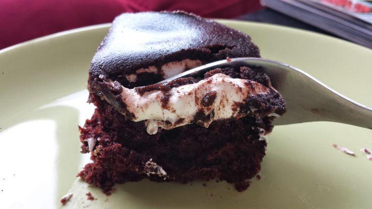 Teljes élet tej és tojás nélkül: 3 rétegű csokis süti (tej és tojásmentes)