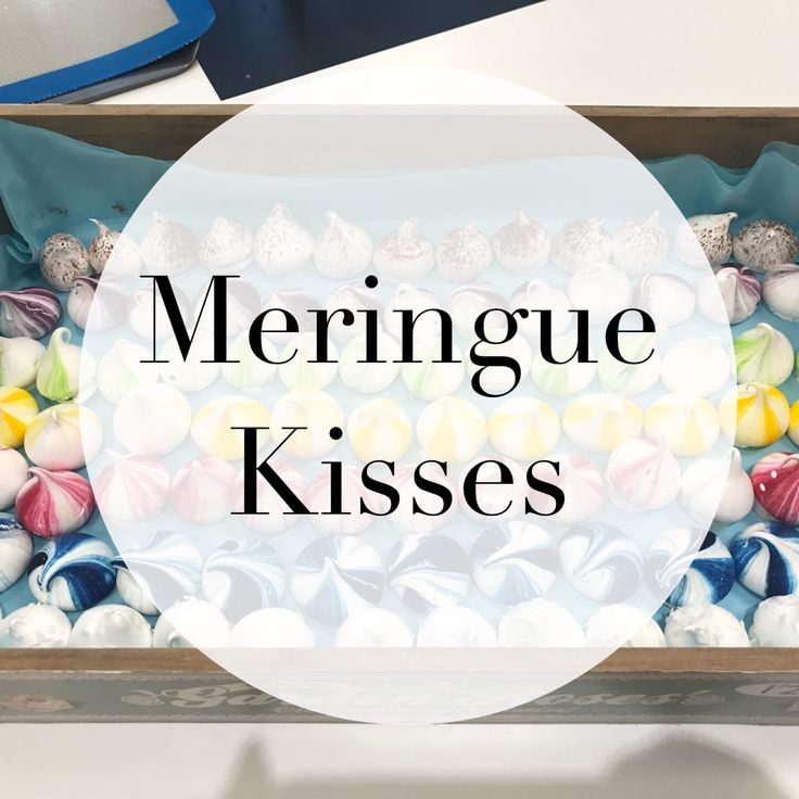 Meringue Kisses - Recipe - Gluten Free - Lovely gift - Easy to make - best cooking classes in the world - homemade goodness