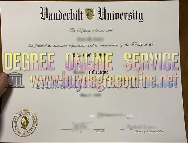 Who Will Enjoy A Fake Vanderbilt University Degree In 2020