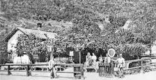 Znalezione obrazy dla zapytania żegiestów zdrój dworzec kolejowy