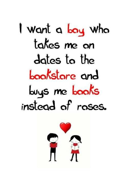 Always and for the love of books