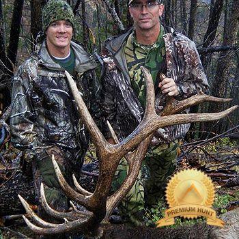 Guided elk hunting in Idaho Frank Church Wilderness