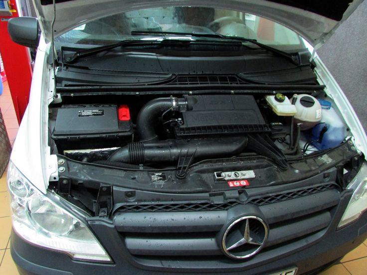 Dzisiaj w Remus Polska dodajemy mocy!  Do naszego serwisu trafił Mercedes-Benz Vito, w którym zamontowaliśmy powerizer REMUS INNOVATION. Operacja ta jest błyskawiczna i co najważniejsze - zupełnie bezpieczna dla silnika.  Parametry Vito prezentują się teraz niezwykle okazale:  Moc silnika wzrosła ze 136 KM do 160 KM Moment obrotowy wzrósł ze 310 Nm do 360 Nm  Zaufaj mocy Wilka! Popraw parametry swojego auta szybko i bezpiecznie!  http://www.remus-polska.pl/