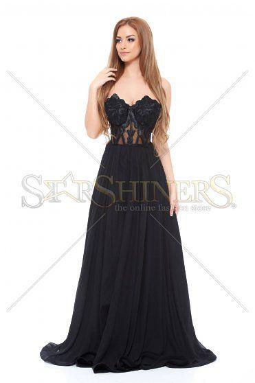 Ana Radu Confidence Black Dress