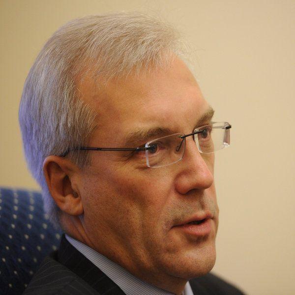 Грушко: в НАТО понимают, что действия альянса не останутся без ответа РФ | РИА Новости