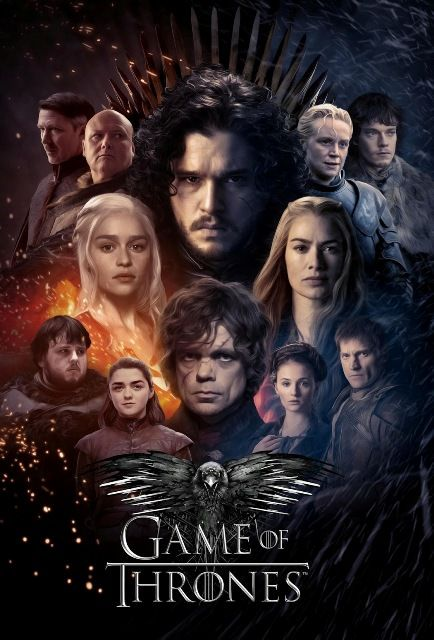 Game of Thrones Season 1 COMPLETE BluRay 720p x264 Release Date: 17 April 2011 (USA) Director: David Benioff, D.B. Weiss | Genre: Action, Adventure, Drama Cast: Emilia Clarke, Peter Dinklage, Kit Harington, Lena Headey, Sophie Turner Resolution: 1280×720 | Total File Size: 4.52 GiB | Runtime: 50-60mn / Eps