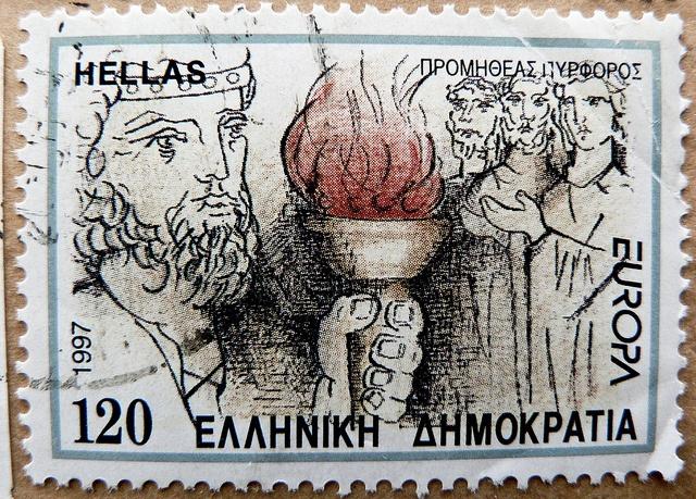 Greece - Prometheus