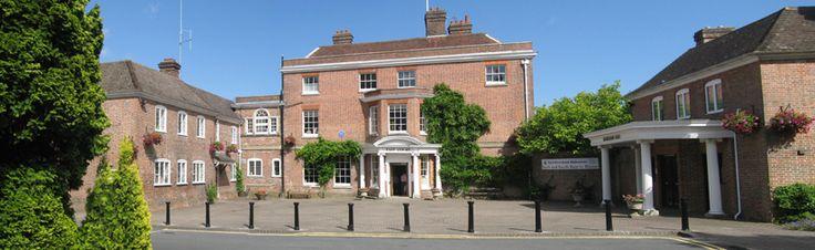 Meridian Hall in East Grinstead, West Sussex