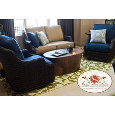 18 best wicker patio furniture images on pinterest wicker patio