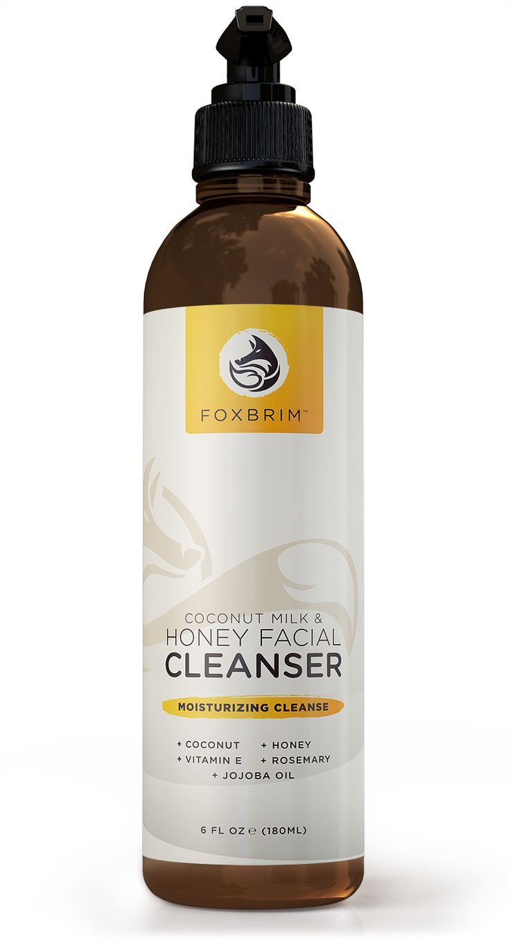 Cleanser as facial jojoba oil