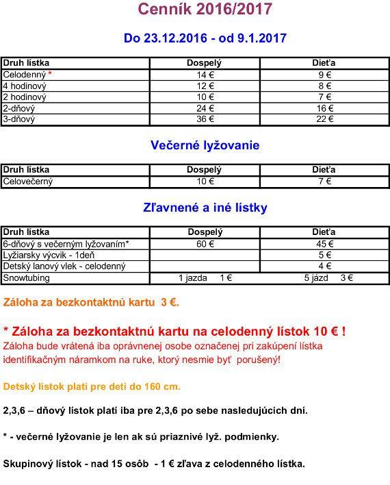 Rodinná lyžovačka SKIMAKOV - Vitajte !