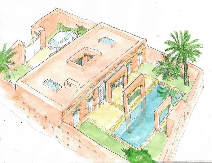 Small villa Marrakech Project I