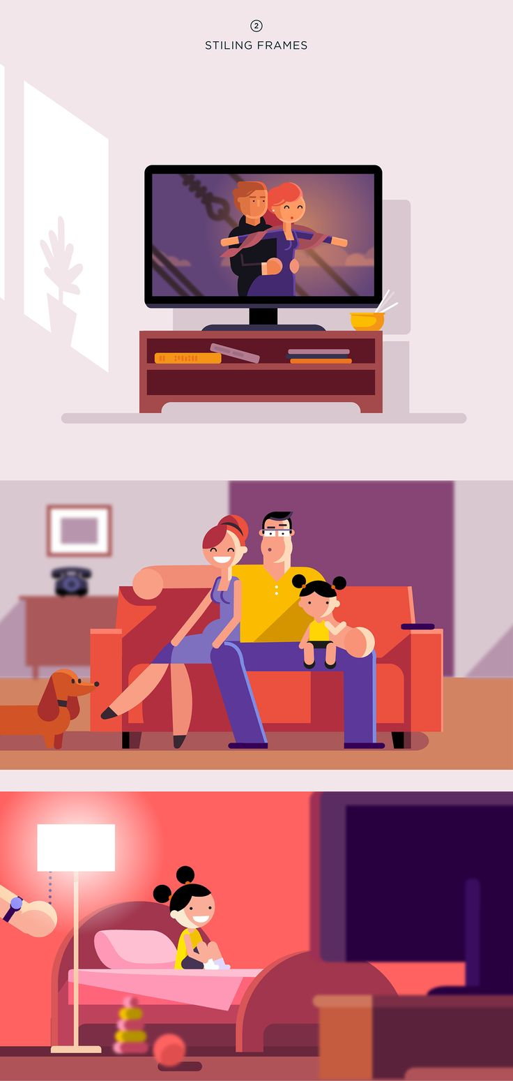 This video tells about many benefits of interactive television for all family: a lot of different channels and modes depending on the interests and lifestyle.