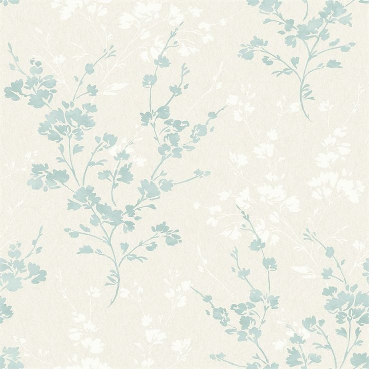 Best 25 blue flower wallpaper ideas on pinterest flower - Butterfly wallpaper homebase ...